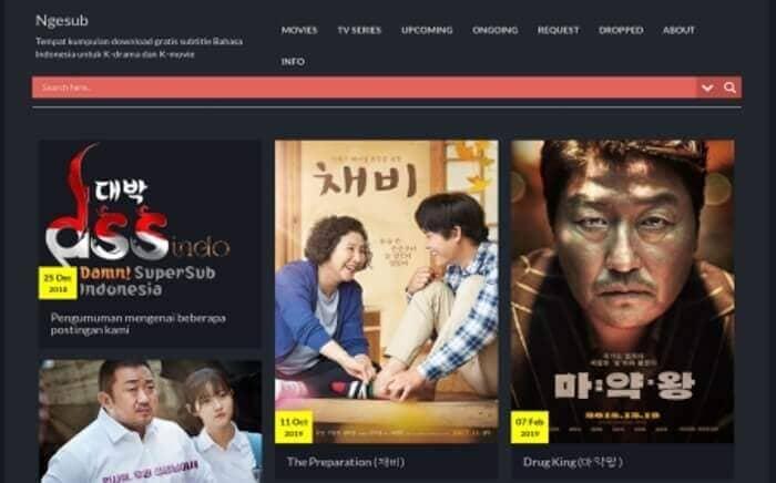 situs download subtitles indonesia