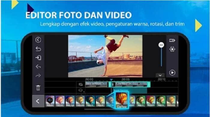 editor foto dan video