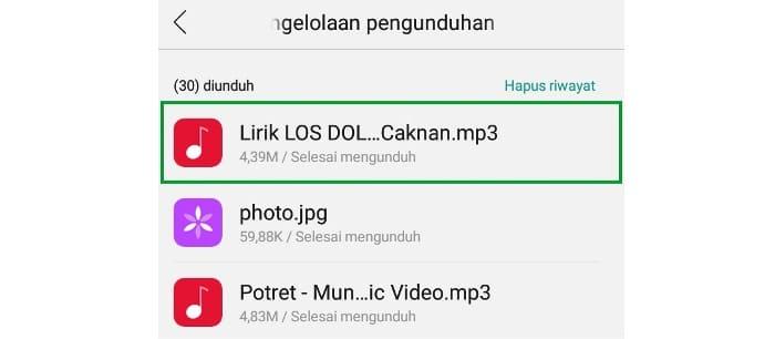 aplikasi download mp3 gratis