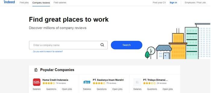 situs lowongan kerja terpercaya