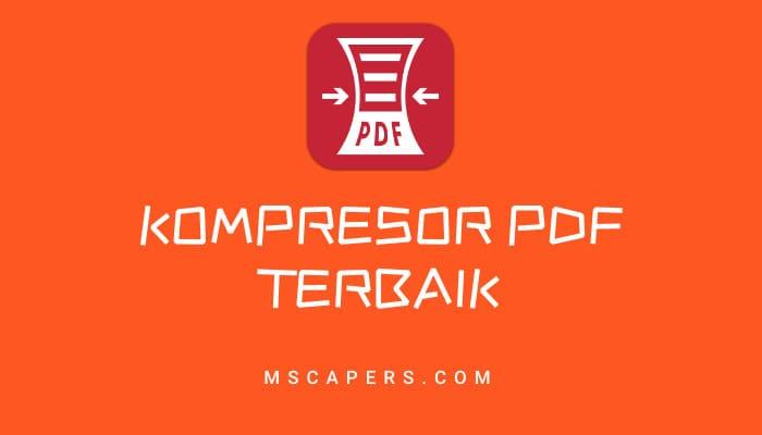 kompresor pdf terbaik